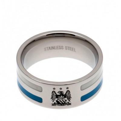 Манчестер Сити Кольцо с цветными полосками 19 EC