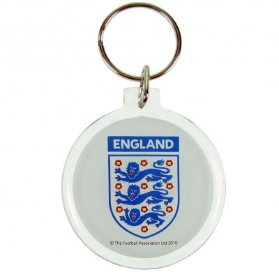 Англия FA Брелок Акриловый