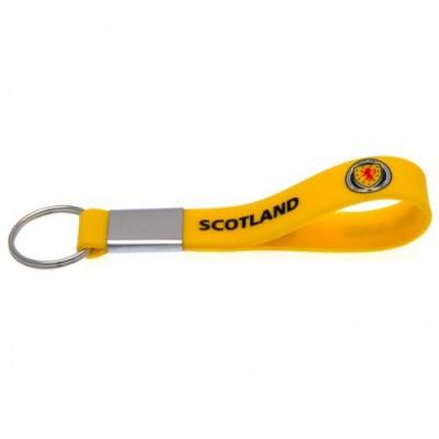 Шотландия Брелок силиконовый
