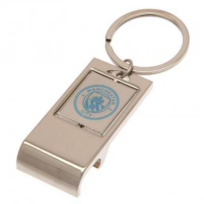 Манчестер Сити Брелок-открывалка