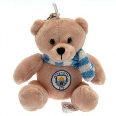 Манчестер Сити Подвеска на сумку (медведь)