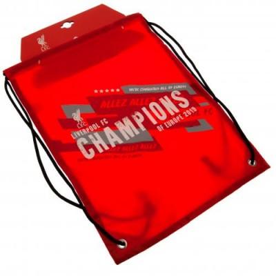 Ливерпуль Спортивная сумка Победители Лиги Чемпионов