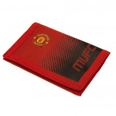 Манчестер Юнайтед Нейлоновый бумажник