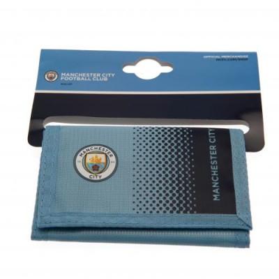 Манчестер Сити Нейлоновый бумажник