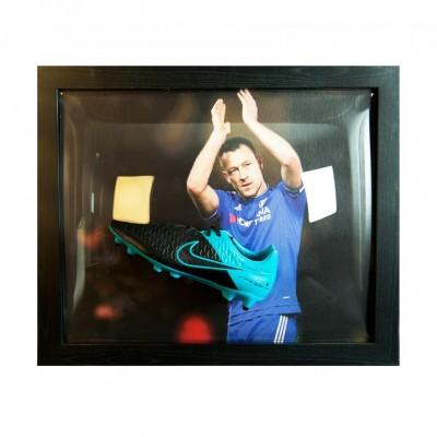Челси Бутса Terry с автографом (багет)