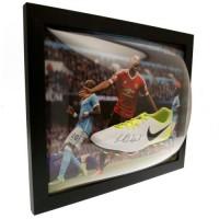 Манчестер Юнайтед Бутса Rashford с автографом (багет)