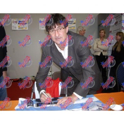 Аргентина Футболка Kempes с автографом