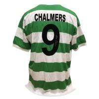 Селтик Футболка Chalmers с автографом