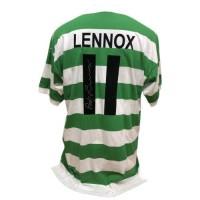 Селтик Футболка Lennox с автографом