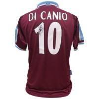 Вест Хэм Футболка Di Canio с автографом