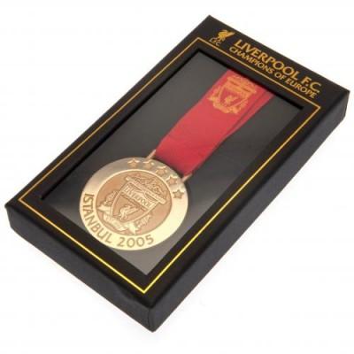 Ливерпуль Медаль реплика Чемпионы Европы Стамбул 2005