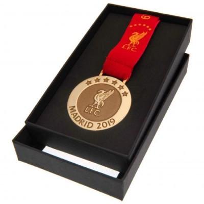 Ливерпуль Медаль реплика Чемпионы Европы Мадрид 2019