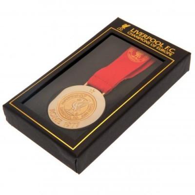 Ливерпуль Медаль реплика Чемпионы Европы Рим 1977