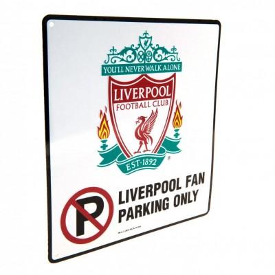 Ливерпуль Знак парковки