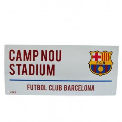 Барселона Уличная табличка