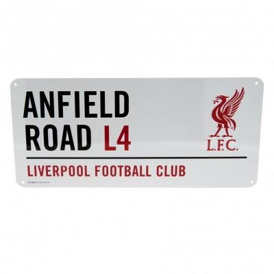 Ливерпуль Уличная табличка