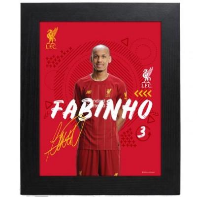 Ливерпуль Фотография Fabinho 10 x 8