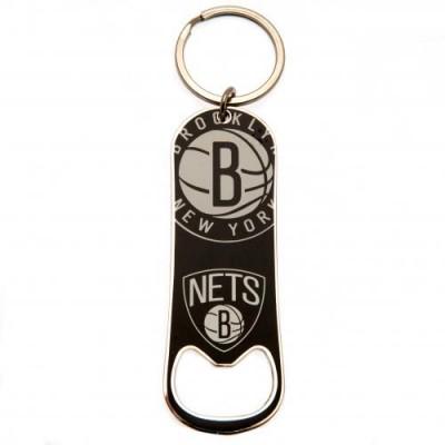 Brooklyn Nets Брелок-открывалка