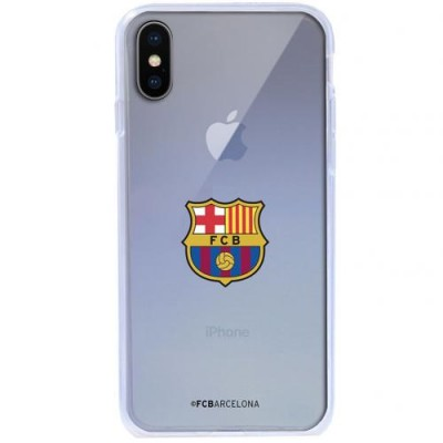 Барселона Чехол TPU для iPhone X