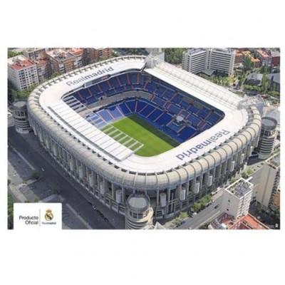 Реал Плакат Стадион 4