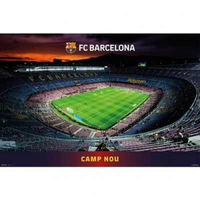 Барселона Плакат Стадион 6