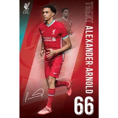Ливерпуль Плакат Alexander-Arnold 3