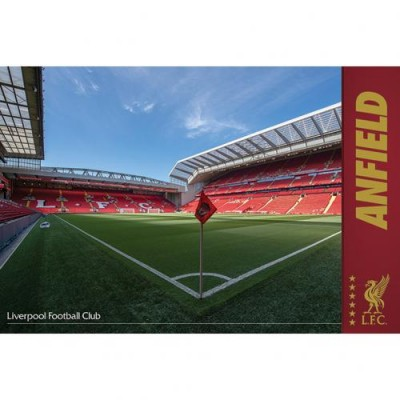 Ливерпуль Плакат Anfield 33