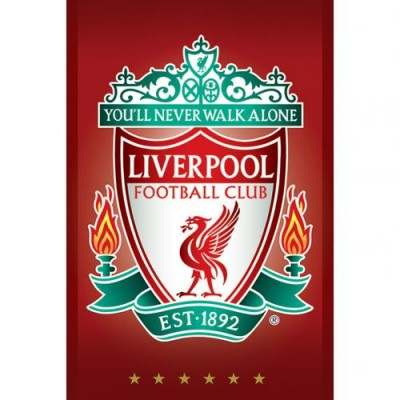 Ливерпуль Плакат Эмблема 31