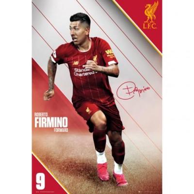 Ливерпуль Плакат Firmino 17