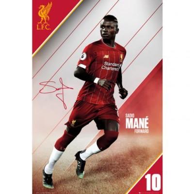 Ливерпуль Плакат Mane 20
