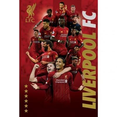 Ливерпуль Плакат Игроки 38