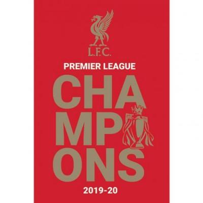 Ливерпуль Плакат Чемпионы Англии