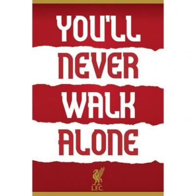Ливерпуль Плакат YNWA 32