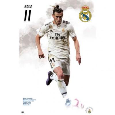Реал Плакат Bale 58