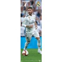 Реал Плакат на дверь Ramos 318