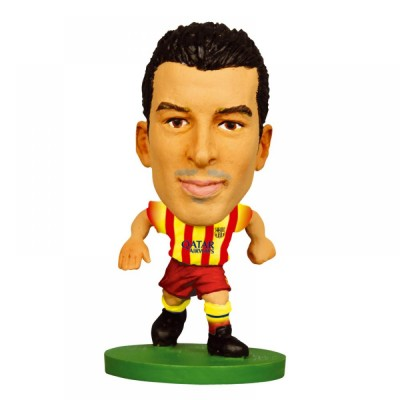 Барселона Фигурка Pedro (гостевая форма)