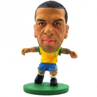 Бразилия Фигурка Dani Alves