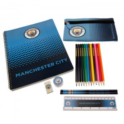 Манчестер Сити Канцелярский набор