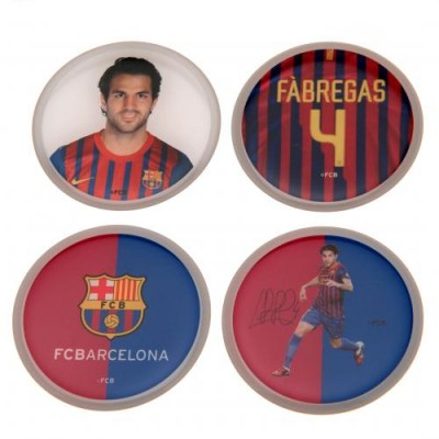 Барселона Набор 3D наклеек - Fabregas (4 шт.)