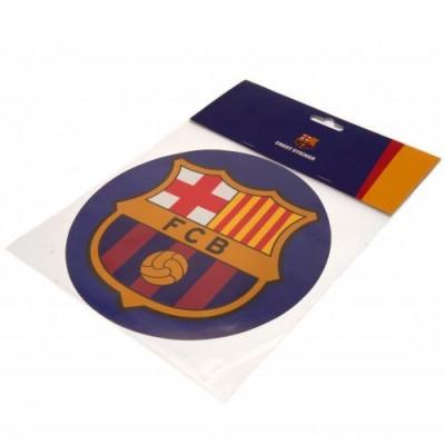 Барселона Стикер круглый