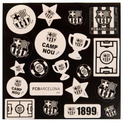 Барселона Набор светящихся стикеров