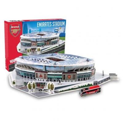 Арсенал 3D пазл Стадион