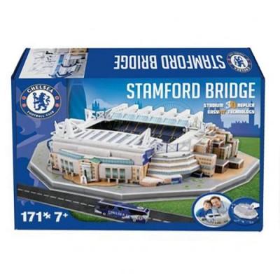 Челси 3D пазл Стадион