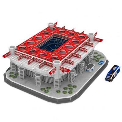 Интер 3D пазл Стадион