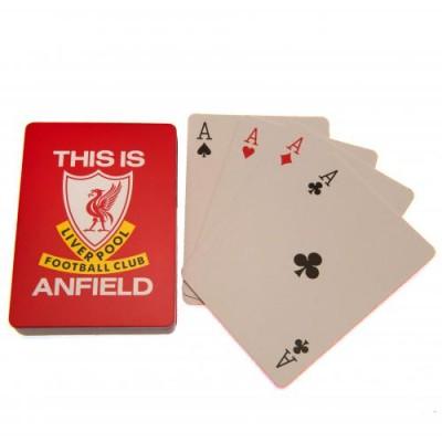 Ливерпуль Игральные карты TIA