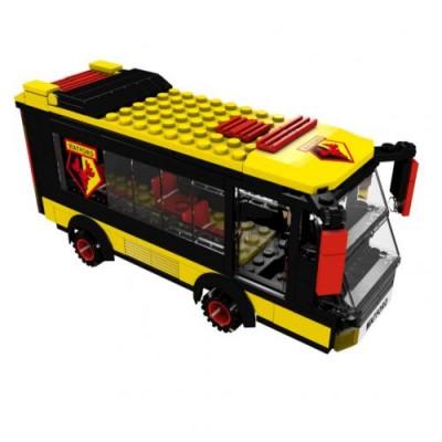 Уотфорд Конструктор командный автобус