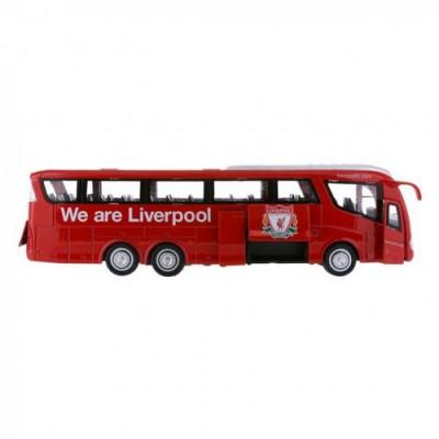 Ливерпуль Командный автобус